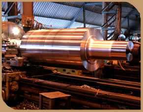 Rolls For All Types Of Rolling Mills Calcutta Castings