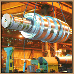 Rolls for all types of Rolling Mills, calcutta, castings